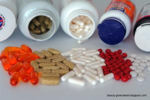 Витамины и минералы для спортсменов