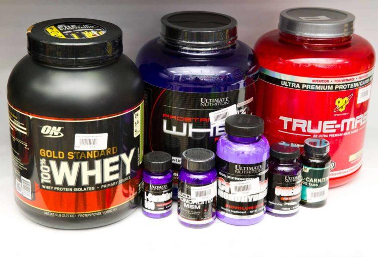 Спортивное питание и спортивные добавки