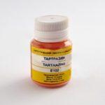 E102-tartazine