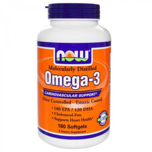 Now Foods OMEGA-3 180