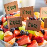 Полезные и вредные пищевые добавки и их влияние на организм — таблица Е